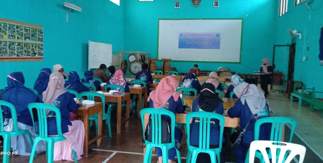 Pelatihan Website Desa bersama Puskomedia
