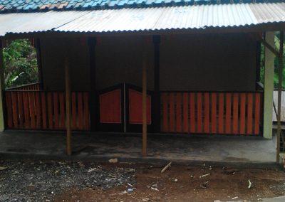 Pelaksanaan Pembangunan di Desa Melung